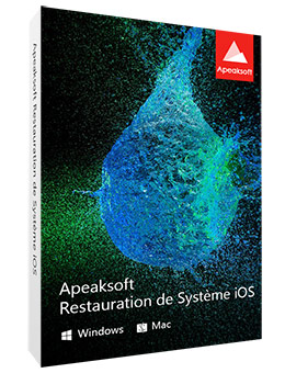 RESTAURATION DE SYSTEME IOS